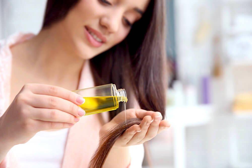 Масло для волос: зачем его использовать