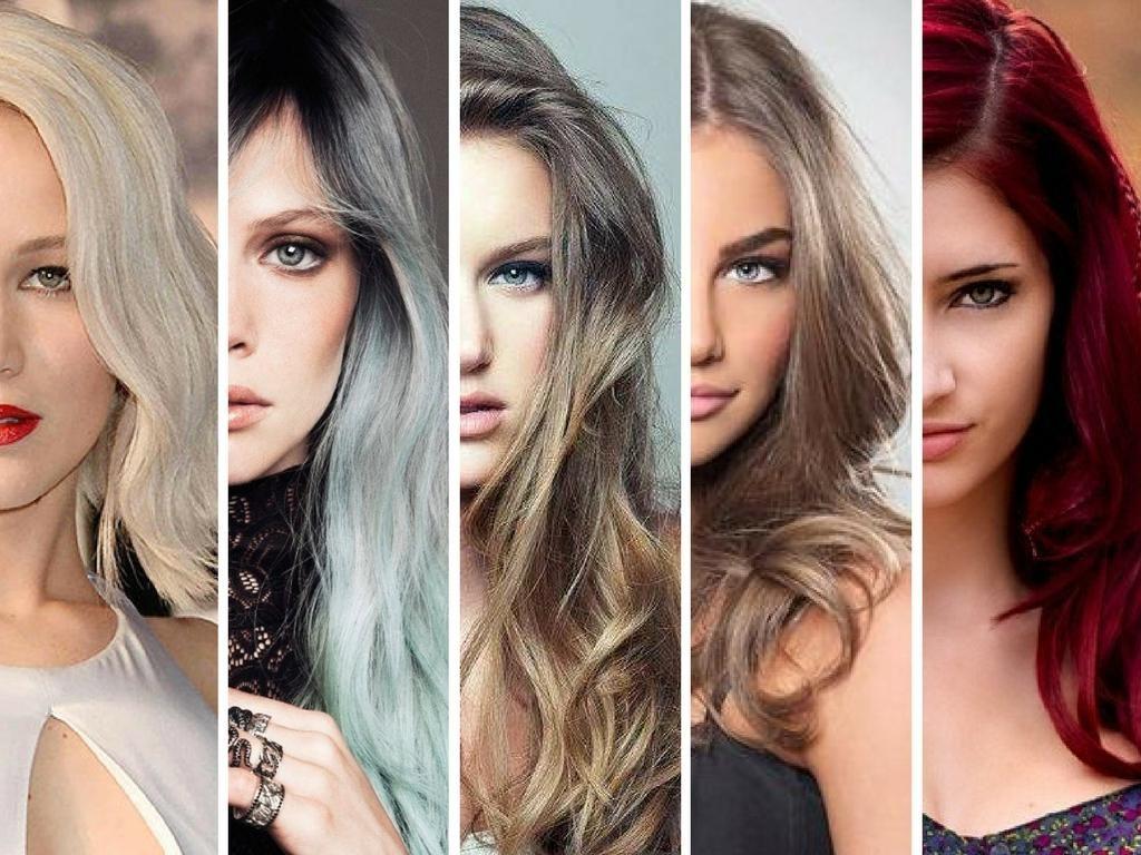 Краска для волос: как правильно выбрать цвет