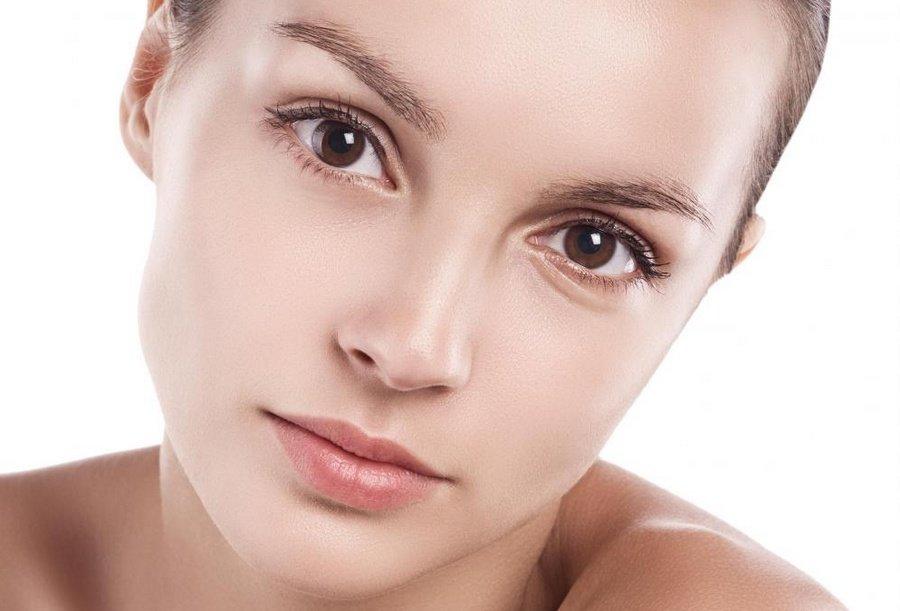 макияж для чувствительных глаз